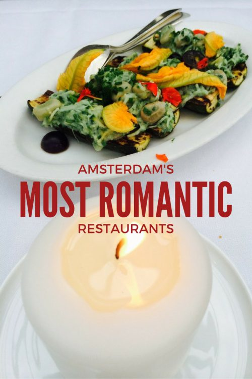 The 10 Best Restaurants for a Romantic Date in Amsterdam