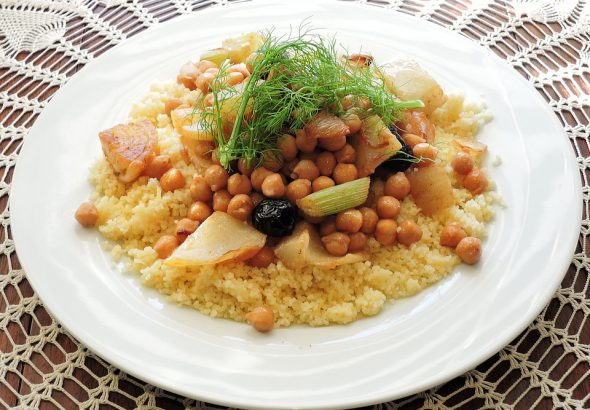Moroccan Couscous is One of The Most Parisian Dishes You Can Eat