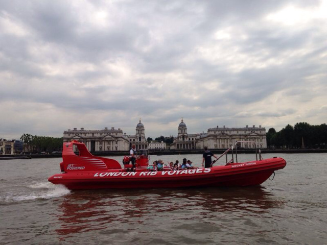 London RIB Voyages