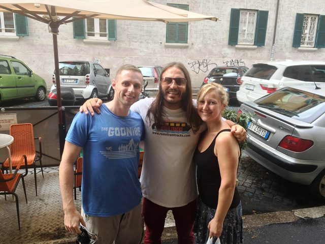 Seven Questions with Domenico, Eating Italy Tour Guide